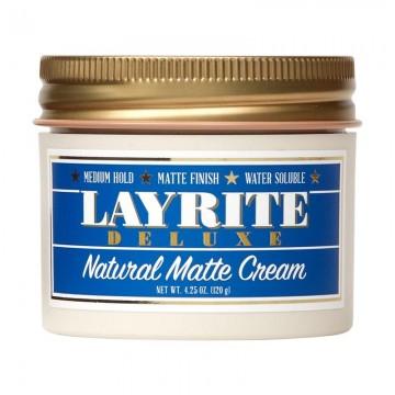 Layrite Natural Matte Kreminis matinis plaukų formavimo kremas, 120g