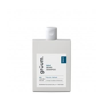 Grüum Bård Beard Shampoo Barzdos šampūnas, 120ml