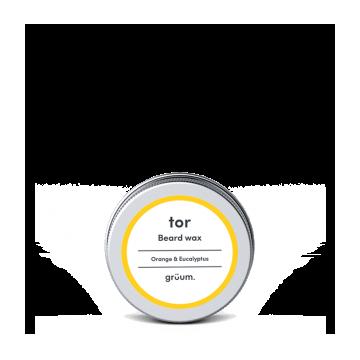 Grüum Tor Beard Wax Barzdos vaškas, 20g