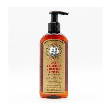 Captain Fawcett Expedition Reserve Conditioning Shampoo Kondicionuojantis šampūnas vyrams, 250ml
