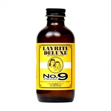 Layrite No.9 Bay Rum losjonas po skutimosi, 118ml