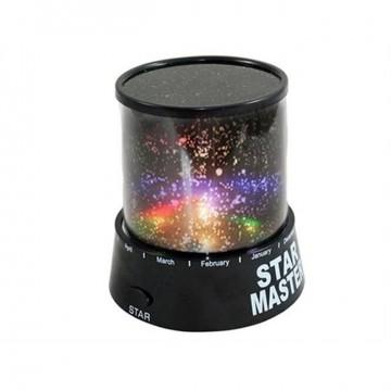 Lemputė Žvaigždžių Projektorius