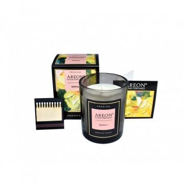 Neroli Areon Aromatinė žvakė