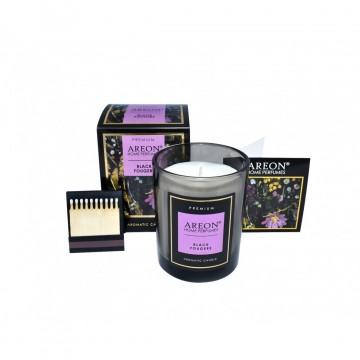 Black Fourege Areon Aromatinė žvakė